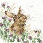 Click for more details of The Meadow (cross stitch) by Bothy Threads