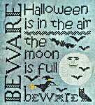 Click for more details of The Moon Is Full (cross stitch) by Erica Michaels