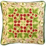 Click for more details of The Strawberry Patch Tapestry (tapestry) by Bothy Threads