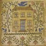 Click for more details of The Summer Beaming Forth (cross stitch) by Blackbird Designs