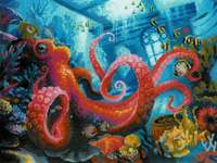 Click for more details of The Underwater Kingdom (cross stitch) by Riolis
