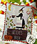 Click for more details of The Witches Brew (cross stitch) by With Thy Needle and Thread