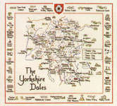 Click for more details of The Yorkshire Dales (cross stitch) by Sue Ryder