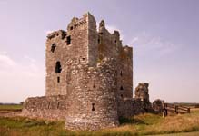 Click for more details of Threave Castle (photograph) by Margaret Elliot