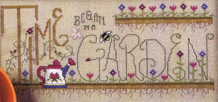 language of the flowers cross stitch pattern by rosewood