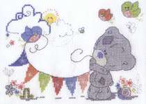 Click for more details of Tiny Tatty Teddy - Fun in the Sun (cross stitch) by DMC Creative