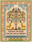 Click for more details of Tree of Life (cross stitch) by Bothy Threads