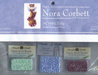 Click for more details of Tulip Embellishment Pack (beads and treasures) by Nora Corbett