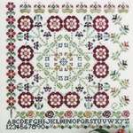 Click for more details of Tumbling Rose (cross stitch) by Rosewood Manor