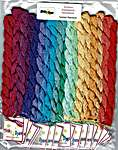 Click for more details of Twisted Rainbow Sampler Silk Pack (thread and floss) by Northern Expressions Needlework
