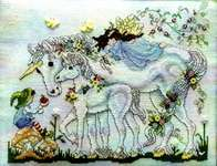Click for more details of Unicorn Dreams (cross stitch) by Stoney Creek