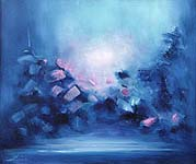 Click for more details of Untitled 2 (oil on canvas) by svetoslav