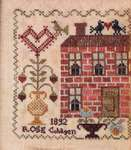 Click for more details of Valentine Rose (cross stitch) by Blackbird Designs