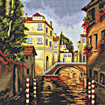 Click for more details of Venice (cross stitch) by Luca - S