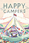 Click for more details of Vintage Camping (cross stitch) by Bothy Threads