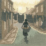 Click for more details of Wash Day (cross stitch) by Phil Smith