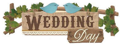 Click for more details of Wedding (embellishments) by Paper House Productions