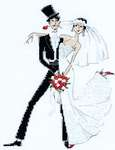 Click for more details of Wedding Tango (cross stitch) by Riolis