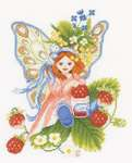 Wild Strawberries Fairy