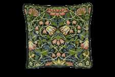 William Morris Style Bellflowers