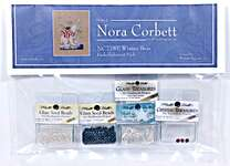 Click for more details of Winter Bear Embellishment Pack (beads and treasures) by Nora Corbett