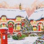 Click for more details of Winter Cottages (cross stitch) by Kustom Krafts