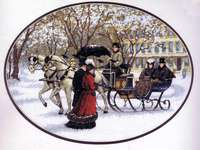 Click for more details of Winter Impressions (cross stitch) by Dimensions