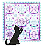 Click for more details of Winter Quilt (cross stitch) by Imaginating