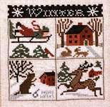 Click for more details of Winter Wind (cross stitch) by The Prairie Schooler