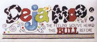 Click for more details of Wit & Whimsy (cross stitch) by Stoney Creek