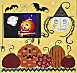 Click for more details of Witch's Moon (cross-stitch pattern) by The Cross-Eyed Cricket