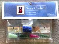 Click for more details of Zinnia Embellishment Pack (beads and treasures) by Nora Corbett