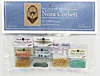 Click for more details of Zodiac Girls - Taurus Embellishment Pack (beads and treasures) by Nora Corbett