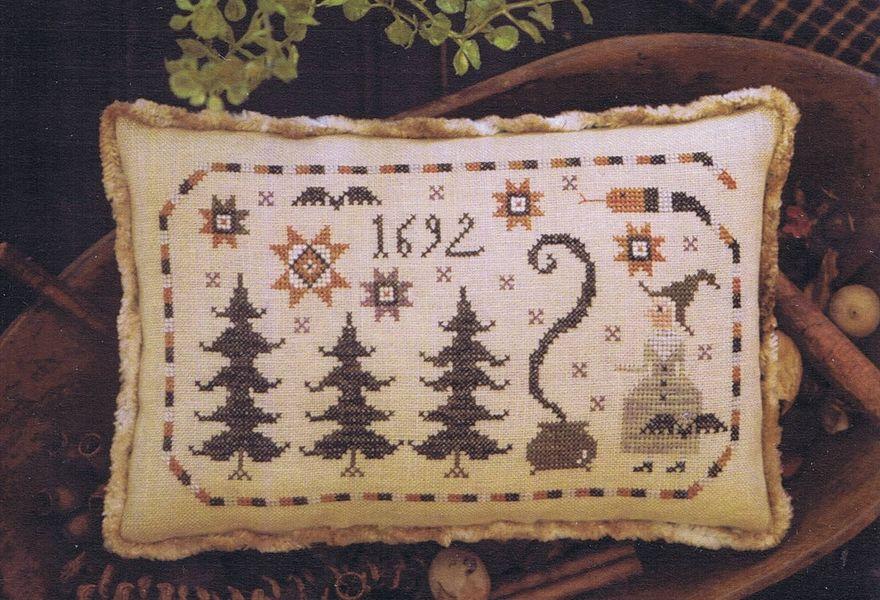 Scary One Cross Stitch Chart