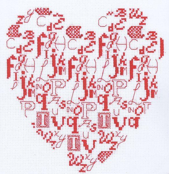 Alphabet of Love  totalovrdose