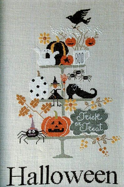 Halloween Collection Stranded Cottons