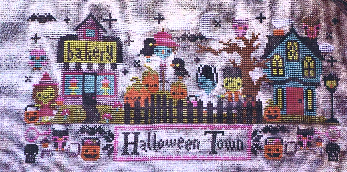 The Frosted Pumpkin Stitchery YOU CHOOSE Counted Cross Stitch Patterns VARIETY!