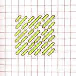 Mosaic stitch