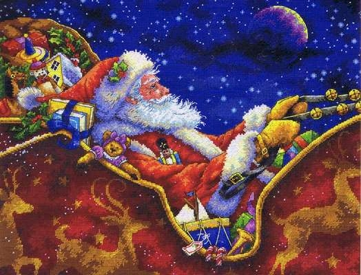 Santa`s Midnight Ride