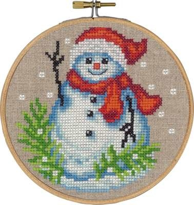 Snowman - click for larger image