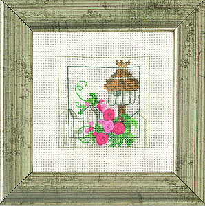 Garden Bird Table - click for larger image