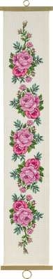 Roses Wall Hanging - click for larger image