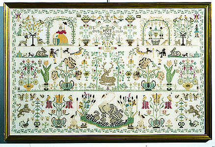 A Dutch Beauty Sampler - click for larger image