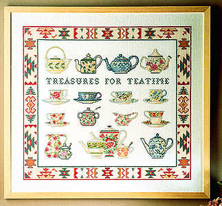 Treasures for Teatime - click for larger image