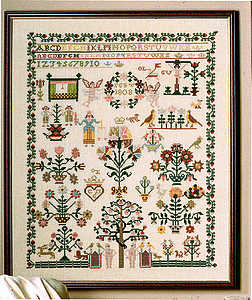 Celle 1808 Sampler - click for larger image