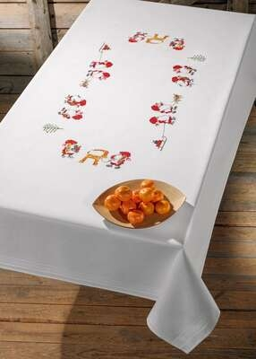 Elf Large Table Cover - click for larger image