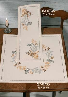 Grasses Table Runner - click for larger image