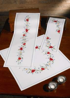 Summer Table Runner - click for larger image