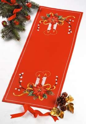 Stars of Bethlehem Table Runner
