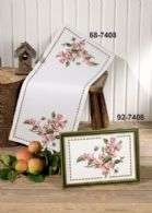 Apple Blossom Table Runner - click for larger image